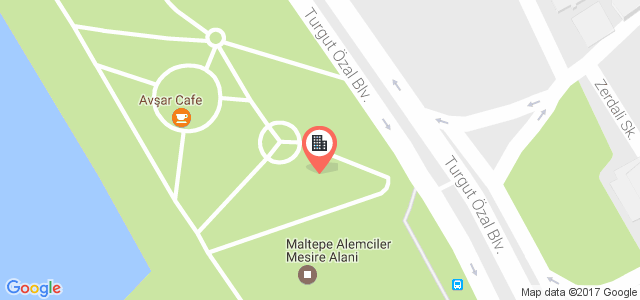 Tesadüf Cafe Maltepe haritası